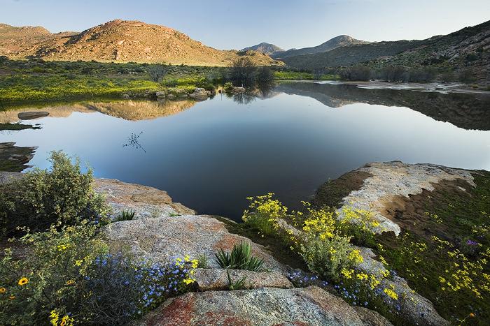 Theunis' Dam by Zefisheye