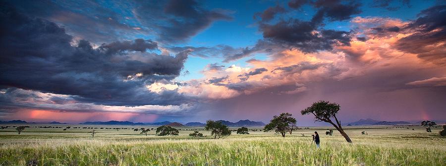 Desert sky by Zefisheye