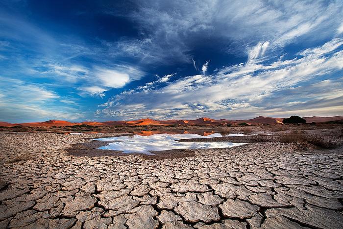 Namib Desert by Zefisheye