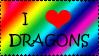 ILoveDragons by LilRockar