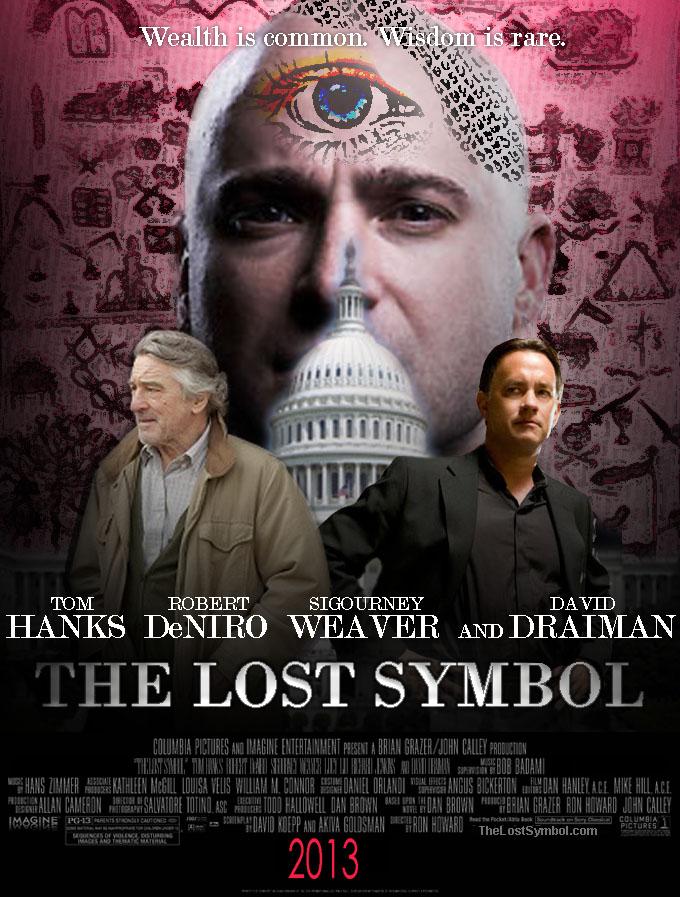 The Lost Symbol Movie Poster By Jmanofpeace On Deviantart