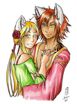 Keya et Azalen