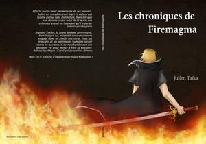 Couverture - Les chroniques de Firemagma