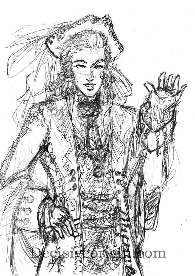comm: sketch by Cetriya