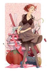 Seamstress by Cetriya
