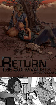 Comm: RETURN: THE SURVIVALISTS COVER