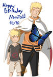 Happy Birthday, Naruto!!