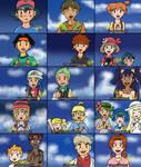 Pokemon Congratulations!!