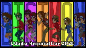 Odaiba Memorial Day 2020!!
