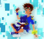 Digimon Hunter 9 Years!! by TheZoe611