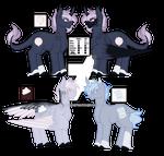 MLP NG Luna x Sombra: Prince Winter Dusk