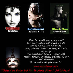 The Starblood Trilogy