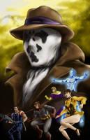 Watchmen by Oshouki