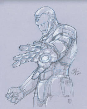 Con Sketch Ironman