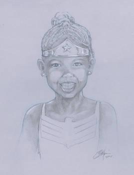 Con Sketch portrait