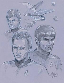 Star Trek con sketch