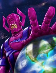 Galactus doesn't follow the Mayan calendar
