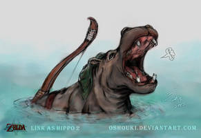 Link as Hippo 2 -contest entry
