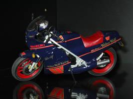 Suzuki Walter Wolf Scale Model