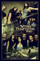 Within Temptation Peru by WTPeru