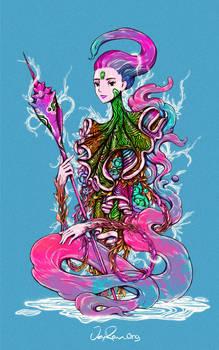 The Spirit of Scorpio - Full Color