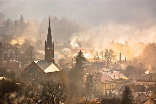 Nowa Ruda Slupiec - cityscape