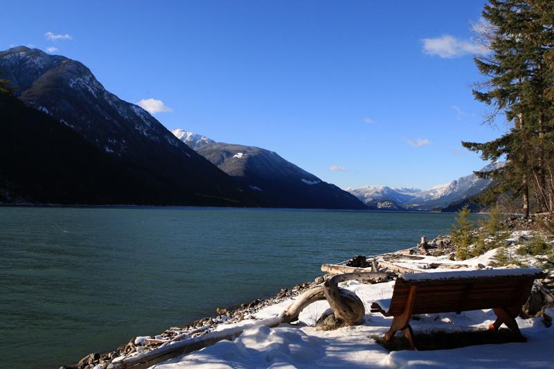 Glacier Lake by Haufschild