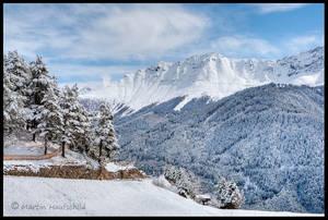 Austrian Mountains III