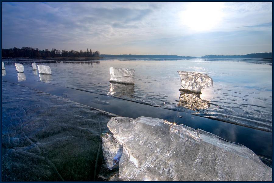 Ice Sculpture by Haufschild