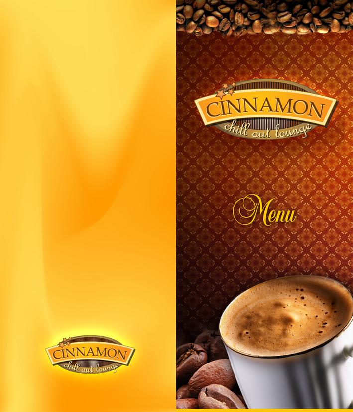 coffee lounge menu by Naasim