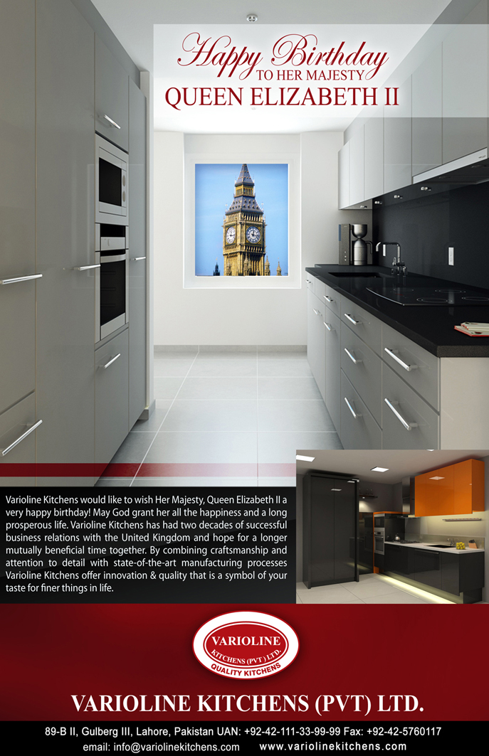 Varioline Kitchen Ad By Naasim ...