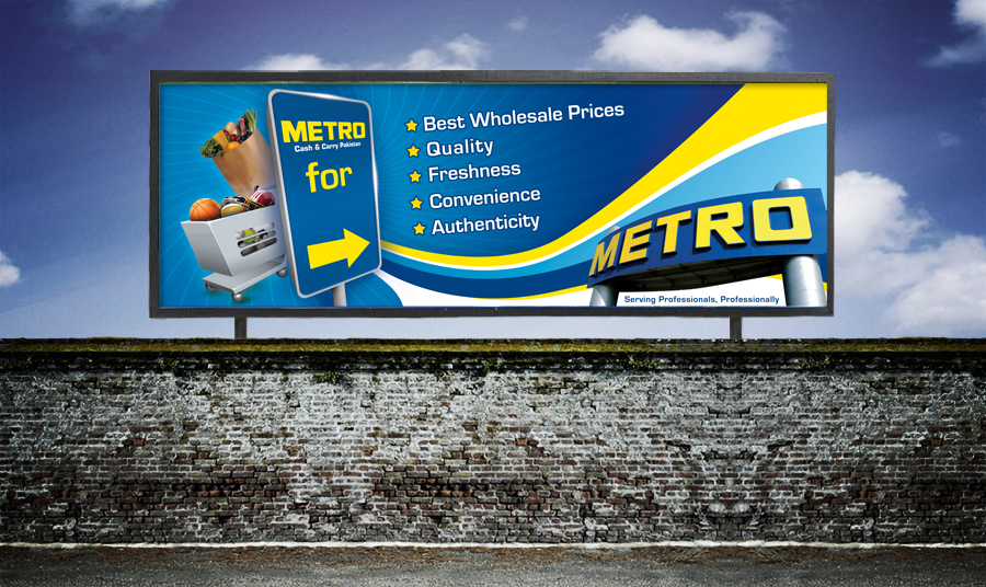 Metro Outdoor new 3 by Naasim