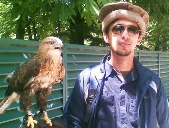 Me and My love for Falcons.. by Naasim