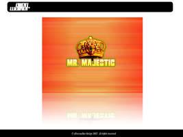 Mr Majestic wallpaper by 5MILLI