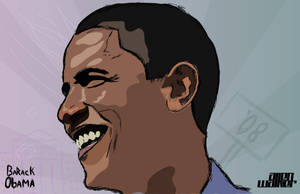 Barack Obama by 5MILLI