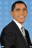 Barack Obama 2 by 5MILLI