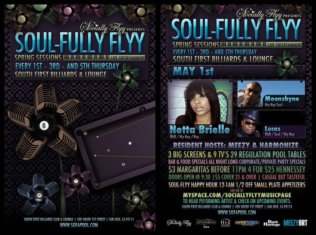 Soulfully Flyy Flyer by 5MILLI