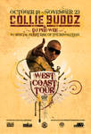 Collie Buddz West Coast Tour