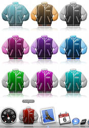 Members Only Mac Icon Set by 5MILLI