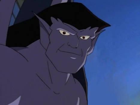 Gargoyles Goliath Smile To Seeing You