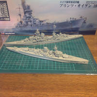 Prinz Eugen and Lutzow