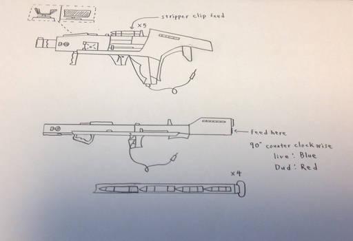 Rocket Despenser Mark.VIII and IX