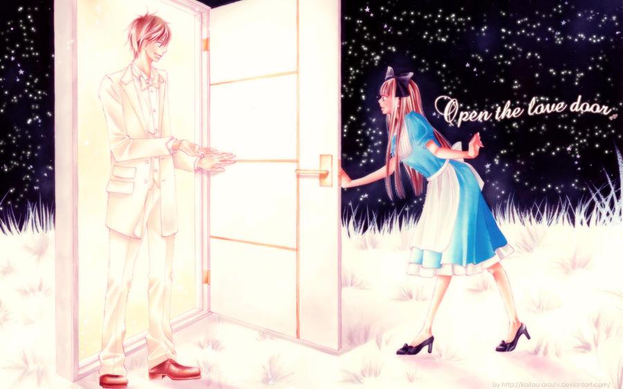Open the love door by kaitou-arashi ... & Open the love door by kaitou-arashi on DeviantArt
