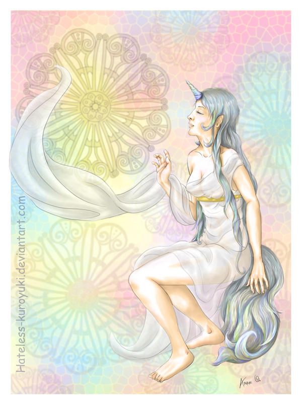 Unicornio by hateless-kuroyuki