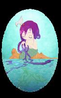 Little Mermaid by hateless-kuroyuki