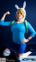 Fionna - Adventure Time by hateless-kuroyuki