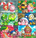 Kirbys copying power 2