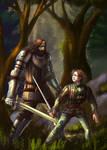 Arya_and_Hound