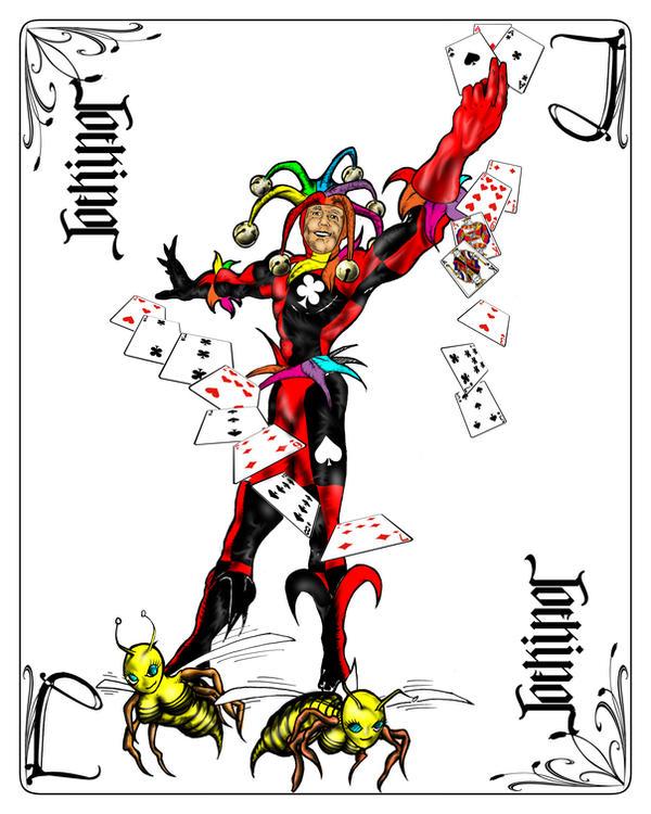 joker card art - photo #30
