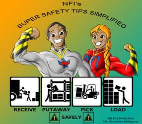 NFI Safety Poster by cdmalcolm